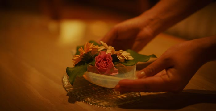 The spirit of traditional Japanese hospitality for guests